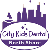 City Kids Dental – North Shore Mobile Retina Logo