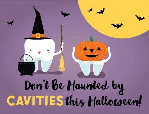 Do Not Let Cavities Haunt You This Halloween